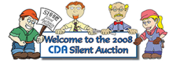 CDA Silent Auction