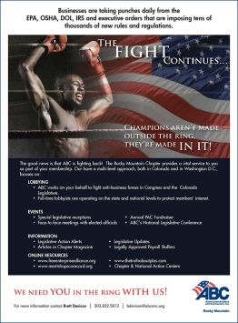 The Fight - Full Page.indd